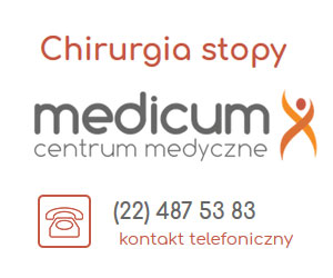 Otropedia - chirurgia stopy Warszawa